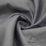 물 & 바람 저항하는 아래로 재킷에 의하여 길쌈되는 도비 격자 무늬 자카드 직물 38% 폴리에스테 62% 나일론 혼합하 길쌈 Intertexture 직물 (H037)
