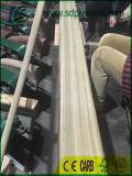 Impiallacciatura affettata del teck di controllo di qualità per l'India, servizio dell'Asia Sud-Orientale per le schede e la mobilia