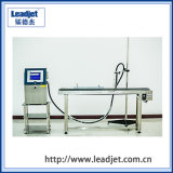 De automatische Plastic Machine van de Druk van de Kop/Fles Leadjet V280