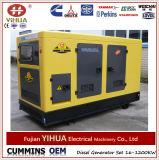 Generador diesel eléctrico 5kw de poco ruido a 2000kw