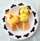 игрушки формы коробки 3D конфета Lollipop животной трудная