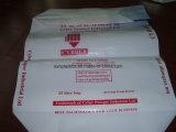 Pp.-Block-Unterseiten-Beutel für Kleber der Verpackungs-25kg