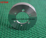 CNC de venda quente da linha central da precisão que faz à máquina a peça do aço inoxidável