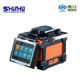 Shinho X86 Sm&mm Automaticfiber verbindene Maschinen-aus optischen Fasernschmelzverfahrens-Optikfilmklebepresse