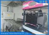 Mini strumentazione del camion dell'alimento dell'acciaio inossidabile per il tostapane