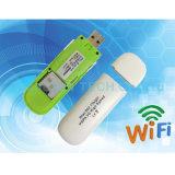 2016 3G беспроволочный модем Dongle USB WiFi с гнездом для платы SIM
