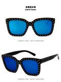 Form-Metallplastiksonnenbrillen polarisierten Sonnenbrillen