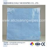 Toalhetes de limpeza não tecidos Spunlace