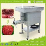 Broyeur à viande double Fk-632, à usage professionnel, à viande à l'acier inoxydable