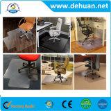Циновка штейновой домашней пользы PVC защитная для стула пола прозрачного