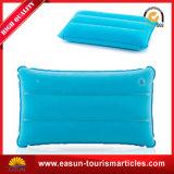 새로운 방석 야영 팽창식 여행 베개 여행, PVC 베개