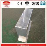 Piatto di alluminio lungo del modanatura della saldatura di raccordo 150mm per costruzione