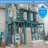 máquina do milho da máquina da fábrica de moagem de milho 5t em África para a venda