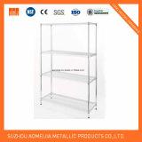 金属のコマーシャル5層調節可能なワイヤー棚