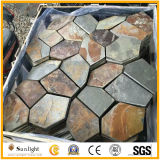 Paysage naturel Noir / Rusty Slate Flagstone for Paving