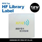 ISO18000-6cモンツァ4 UHFライブラリ札