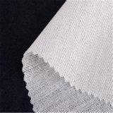 Bi-Протяните сплетенные плавкие равномерные костюмы чистя взаимодействуя Interlining щеткой ткани
