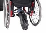 力の車椅子のパワー系統