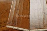 Revestimento de madeira projetado do revestimento da folhosa da hicória de Handsculpted hicória rústica