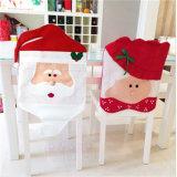 Antimacassar крышки стула украшения рождества обедая крышка стула