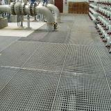 Решетка горячий окунать гальванизированная стальная для настила завода работая