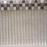 Preiswerte Preis-selbstklebende Küche Backsplash natürliche aufgetragene Edelstahl-Mosaik-Fliese