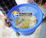 Desidratador centrífugo automático do alimento da fruta e verdura, máquina de secagem vegetal