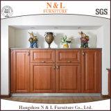 Шкаф Antique переклейки панели двери PVC высокого качества