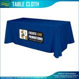 カスタムポリエステル表示展示会の昇進6FTのテーブル掛け(B-NF18F05003)