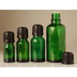 30ml rimuovono la bottiglia di olio essenziale di vetro con l'inserto e la protezione inalterabile