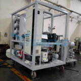 Instalación de tratamiento del petróleo del transformador Yuneng Zja