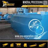 Bergbau-Erz-Schwimmaufbereitung-Konzentration, die Maschinerie-GoldFlotator waschende Pflanze aufbereitet