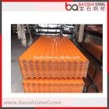 Толь доказательства жары Baoshi дешевый высокопрочный используемый Corrugated