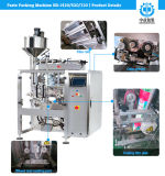 Tomatenkonzentrat-Verpackungsmaschine des Edelstahl-304 automatische vertikale (ND-J420)