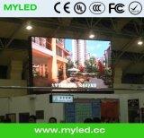 Indicador de diodo emissor de luz do vídeo de cor cheia/tela ao ar livre do anúncio (P6, P8)