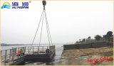 熱い販売のモジュラー浮遊ドックのプラットホームのポンツーン中国製