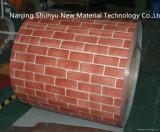Красный или деревянный кирпич цвета покрасил гальванизированную стальную катушку для рынка Вьетнама