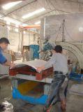2017 Nueva automática romana Pilar ranura de piedra de corte y corte de la máquina / máquina Proceso