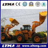 중국 사람 고명한 로더 3 톤 5 톤 6 톤 7 톤 바퀴 로더 정가표
