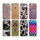 Doppelter IMD Tarnung-Muster-Telefon-Kasten für iPhone 7/7plus