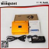 Alta calidad 2017 1800 / 2100MHz impulsor de señal móvil con antena interior