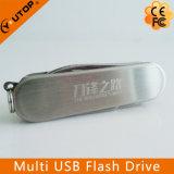 USB feito sob encomenda Pendrive da faca de exército do presente da promoção do logotipo (YT-1218)