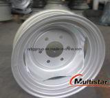 Borde de acero/ruedas de Dw16*42 Dw18*42 Dw23*42 para las aplicaciones agrícolas de la granja