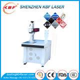Macchina poco costosa della marcatura del laser della fibra della Tabella della fabbrica 20W per metallo