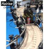 Hairiseの傾斜の移動式米ベルトの拡張可能移動可能なコンベヤー