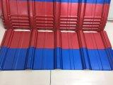 Überzogene Nano Wärmeisolierung-zusammengesetzte Dach-Blatt-Stahlringe färben