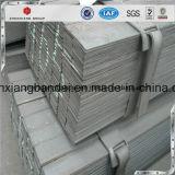 A36, Ss400 Barre plat en acier à faible teneur en carbone en Chine