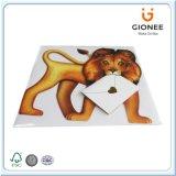 Zoll gedruckte Geschenk-Marken, Feiertags-Geschenk-Marken, danke Gruß Card&Christmas Geschenk-Karte