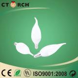 Lampadina della candela della coda di alta qualità LED di Ctorch con Ce/RoHS 6W