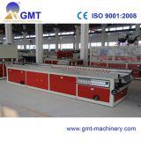 Extrudeuse en Plastique de Production de Profil D'étage de Porte de Guichet de WPC Faisant la Machine